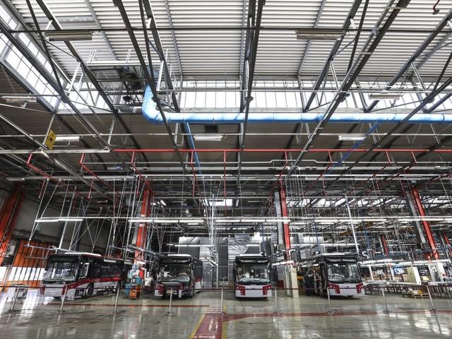 Prospettive positive per la produzione industriale