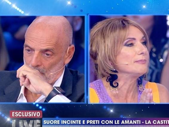 """Gaffe di Paolo Brosio su abusi nella Chiesa: """"Chissenefrega"""". Poi si corregge: """"Io non copro"""""""