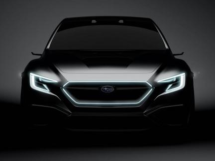 Subaru Viziv Performance: la guida autonoma in salsa sportiva