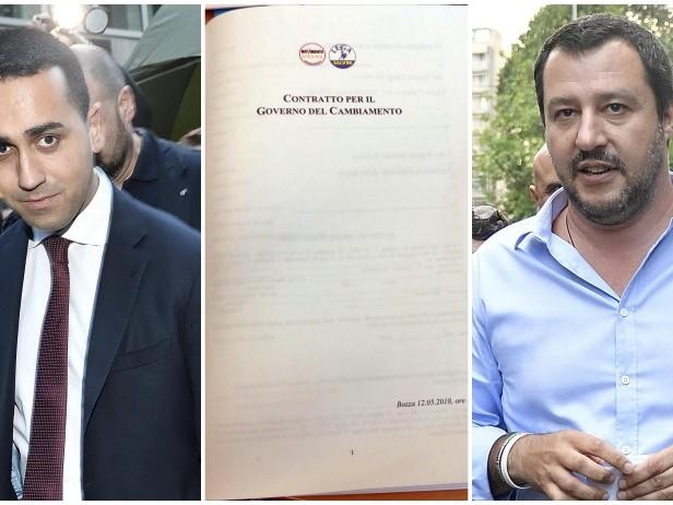 Prosegue vertice Lega-M5s: si punta a chiudere contratto governo