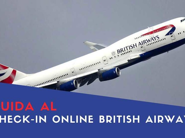 Check-in online British Airways: come farlo. Guida completa