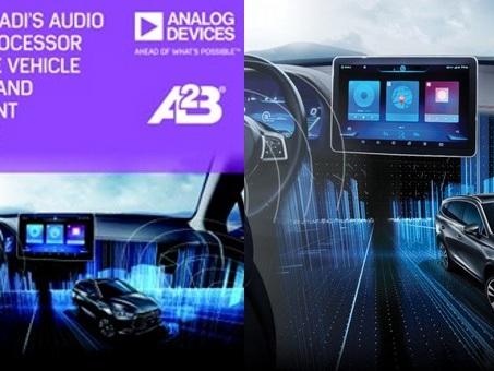 L'azienda BYD sceglie le tecnologie di Analog Devices