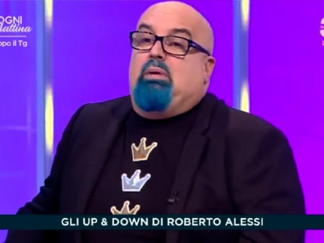 """Giovanni Ciacci, parole durissime contro Guillermo Mariotto: """"Arrogante e vecchio"""""""
