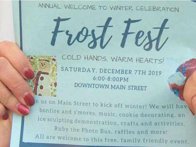 Durham, New Hampshire Town Councilors Get Angry Response To 'Frost Fest'