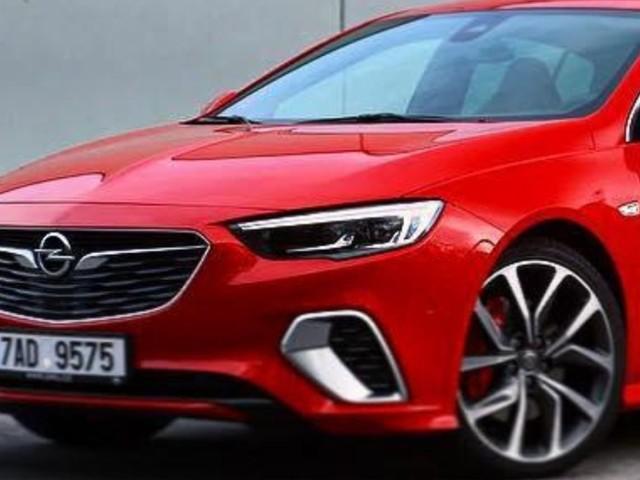 Opel Insignia GSi, arriva la versione più performante