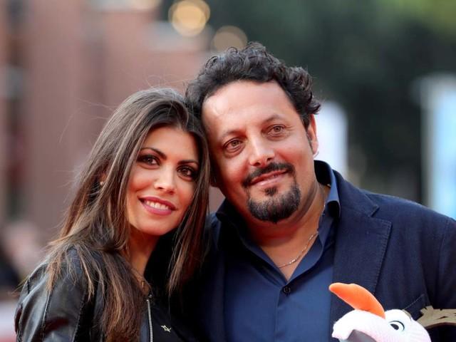 Enrico Brignano si sposa con Flora Canto