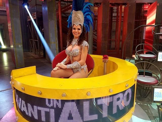 Kenia Fernandes, ESCLUSIVA alla ballerina brasiliana di 'Avanti un Altro'