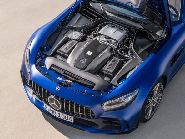 Mercedes-AMG: ogni modello presenterà un'opzione ibrida plug-in