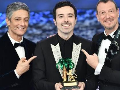 Diodato vince Sanremo 2020. Sul podio del Festival Francesco Gabbani e i Pinguini Tattici Nucleari