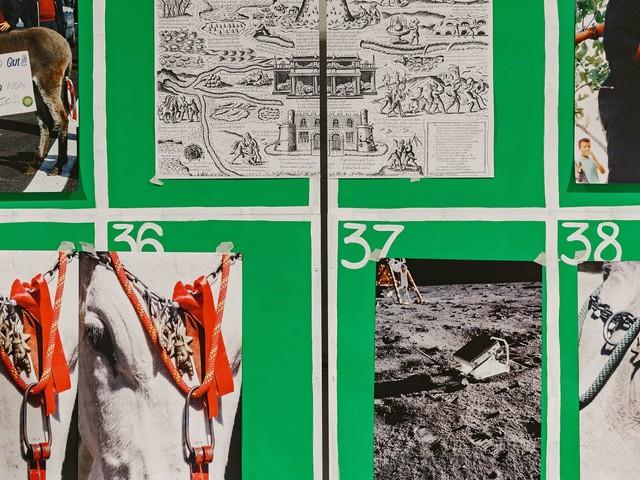 Matera e il Paese della Cuccagna. Intervista a Navine G. Khan-Dossos e James Bridle