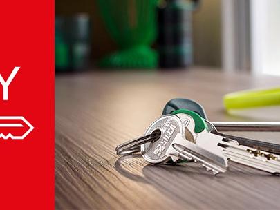 MYKEYS Organizer – l'app per riconoscere e gestire le chiavi