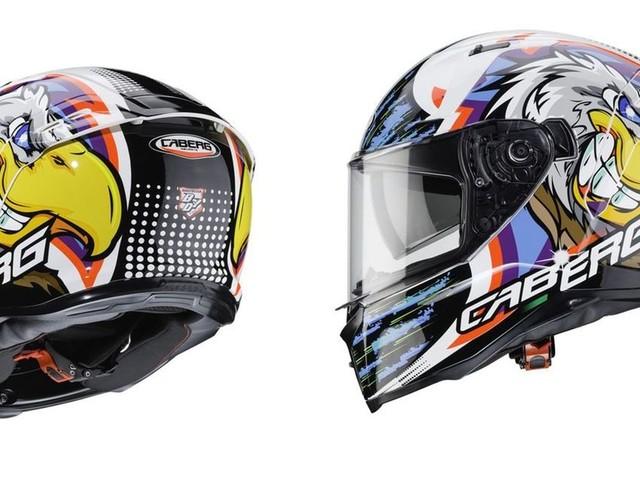 Caberg Avalon: il casco integrale per i giovani sportivi