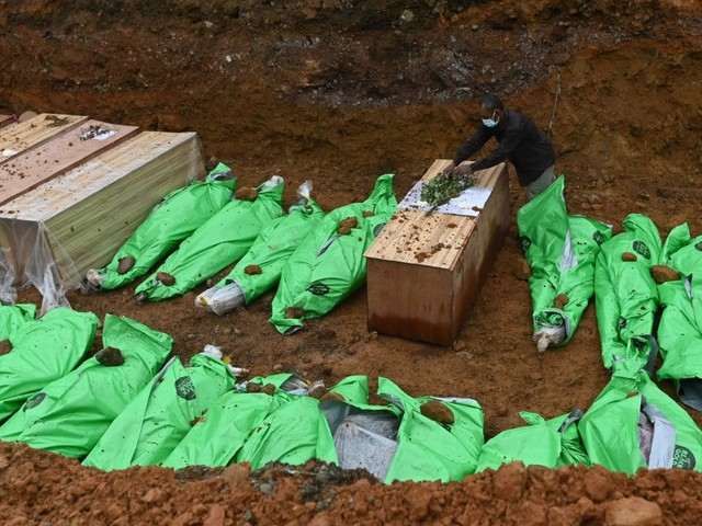 Asian Churches condemn greed, injustice for Myanmar's mine tragedy