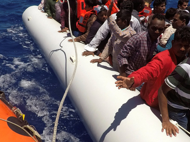La paura del grande esodo verso le nostre coste. In due giorni sbarcato in Italia un quinto del totale dei migranti degli ultimi 6 mesi
