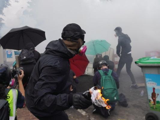 "Pechino minaccia i ""terroristi"" di Hong Kong"