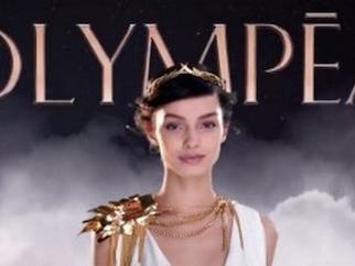 La canzone della pubblicità Olympea di Paco Rabanne (2017)