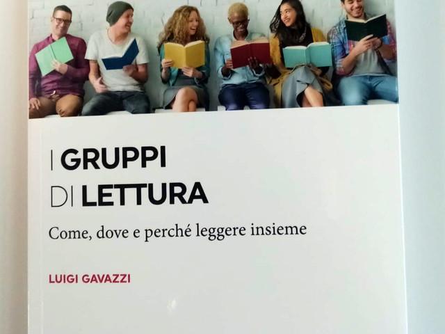 Un libro sui gruppi di lettura