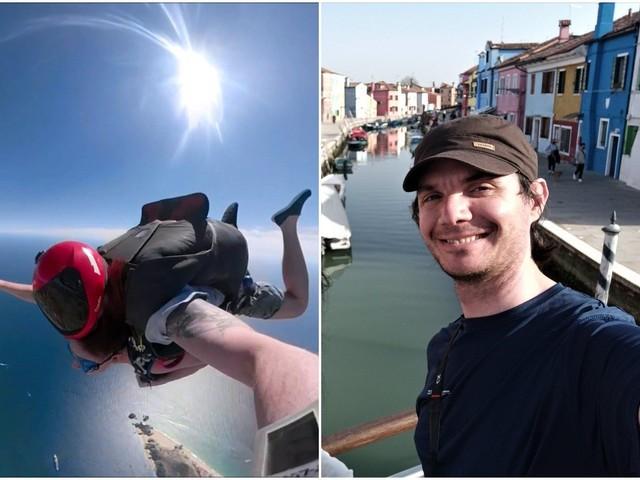 Vicenza, paracadutisti si agganciano durante il volo: un morto e un ferito grave