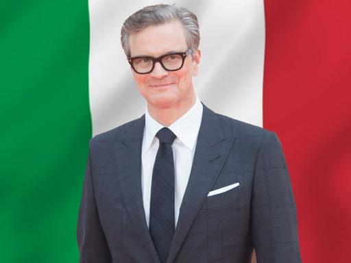 Colin Firth è italiano: concessa la cittadinanza all'attore