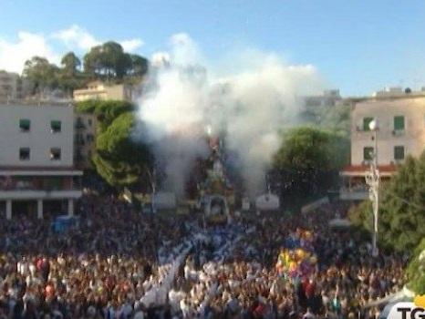 Domani a Messina la processione della Vara, diretta su Tgs