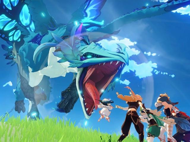 Genshin Impact è il terzo gioco mobile più redditizio al mondo: 800 milioni di dollari