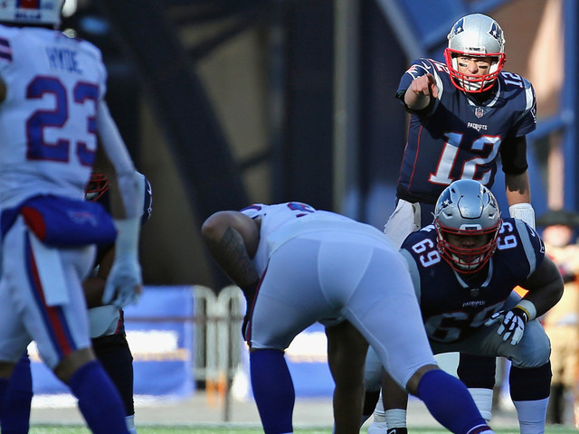 Patriots-Bills Week 16 Matchup Scheduled For Saturday Dec. 21 At 4:30 PM