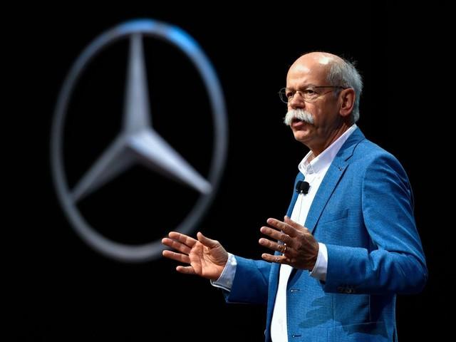 Dieter Zetsche - Compatte Mercedes, i modelli diventeranno nove