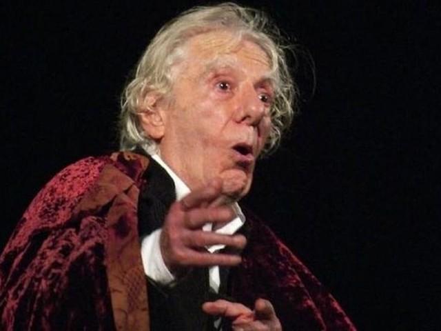 Gianrico Tedeschi compie cento anni, una vita in scena