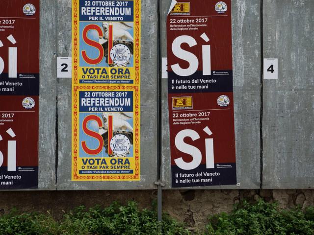 I referendum in Lombardia e in Veneto sono inutili. Sul federalismo l'Italia è più avanti della Spagna