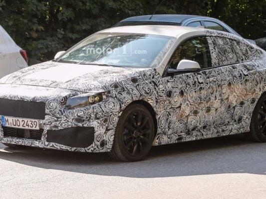 BMW Serie 2: spiato durante alcuni test il modello GranCoupé