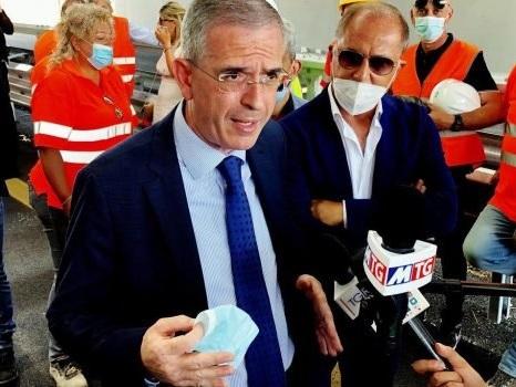 """Treni, Falcone: """"Entro 12 mesi rinnovato oltre il 60% dei convogli circolanti"""""""