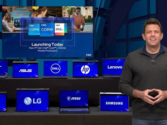 Nuovi processori Intel Core di undicesima generazione