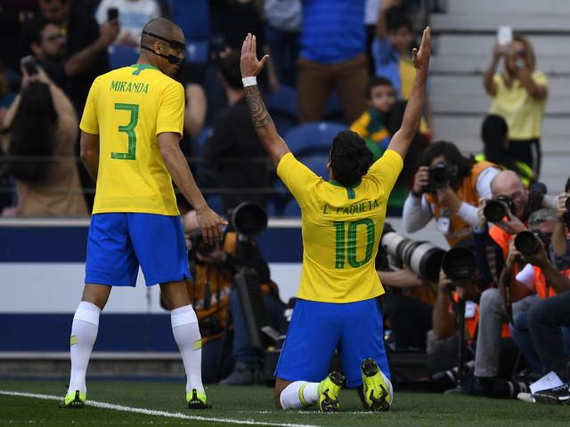 "Neymar incorona Paquetà ""Bravo Lucas, sei un asso..."""