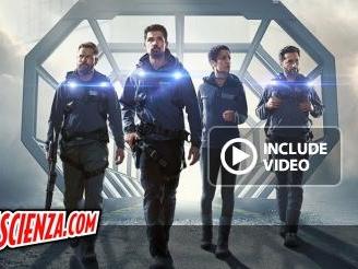 Televisione: The Expanse: debutta oggi 13 dicembre anche da noi la stagione quattro