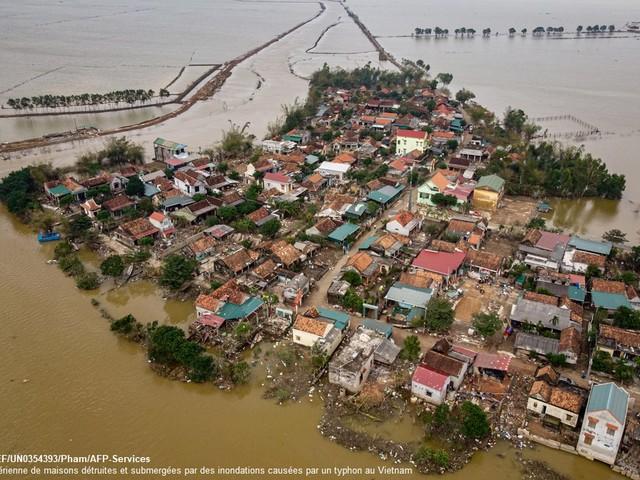 Vietnam: dopo le alluvioni, milioni di persone colpite da un tifone devastante