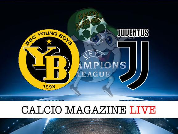 Young Boys-Juventus 2-1, il tabellino: doppietta di Hoarau