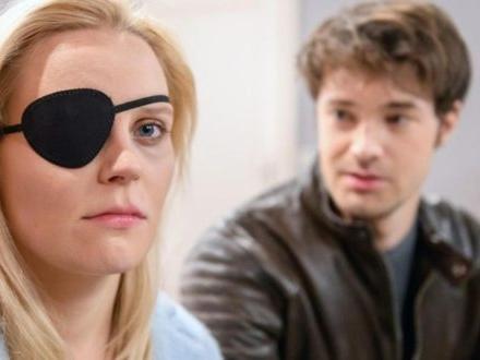 Tempesta d'amore, anticipazioni italiane: Annabelle si finge cieca, ecco perché