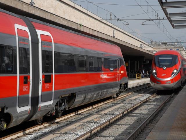 """Trenitalia, da domani 10 dicembre """"edicola digitale"""" per passeggeri Frecce"""
