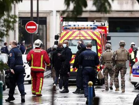 Attacco terroristico a Parigi Due persone arrestate