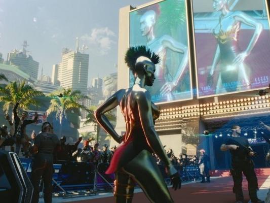 Cyberpunk 2077: Grimes parla di Lizzy Wizzy, il suo personaggio nel gioco - Notizia - PC