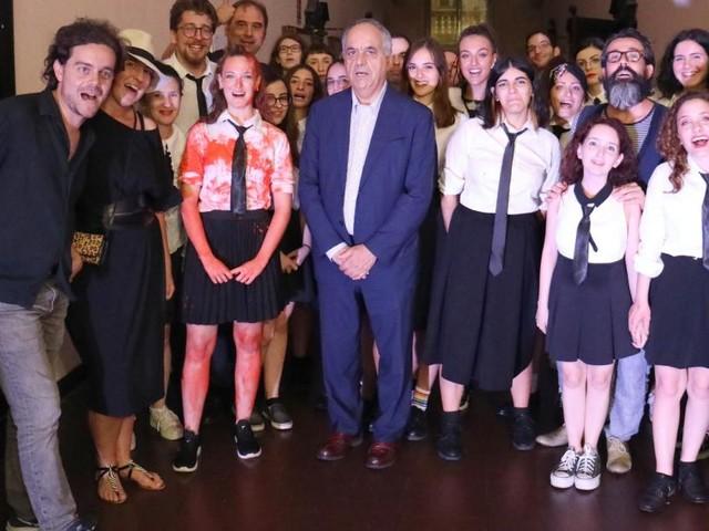 Il Macbeth della compagnia teatrale di UniMc conquista il pubblico