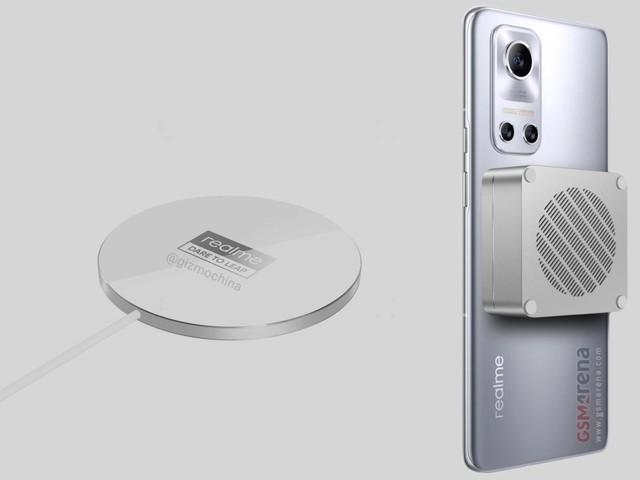 realme MagDart, la prima tecnologia di ricarica magnetica per Android