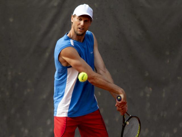 Tennis, Internazionali di Forlì. Seppi si prepara per la sfida contro Okala