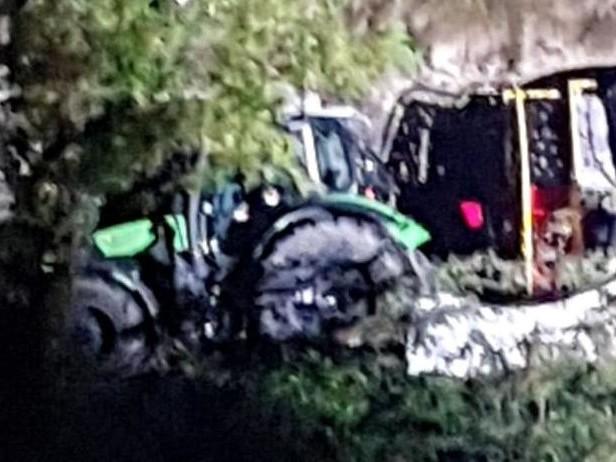 Sessantaduenne di Conselve muore sul trattore travolto da una frana