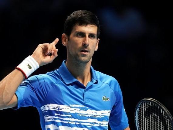 Novak Djokvoic si fa portavoce delle proteste dei giocatori per la questione di Melbourne