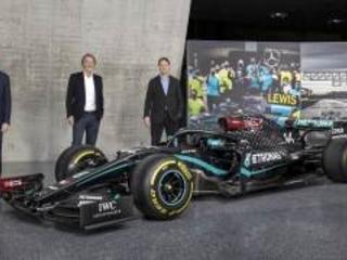Ufficiale: Ineos azionista del team Mercedes F1, Toto Wolff rinnova. E Hamilton...