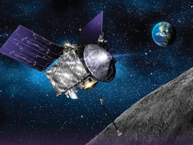 OSIRIS-REx ha trovato tracce di acqua sull'asteroide Bennu