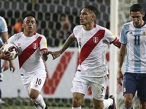 Argentina-Perù in diretta streaming la notte 6 ottobre: orario, tv e come guardare su smartphone
