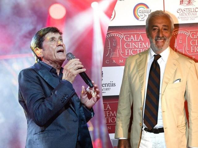Gianni Morandi e la prima neve a Bologna: il commento di Patrizio Rispo di Un Posto al Sole è memorabile