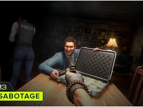 Un trailer per The Sabotage, il nuovo DLC narrativo di Sniper: Ghost Warrior 3 - Video - PC